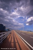 Kamome Bridge / August 2007